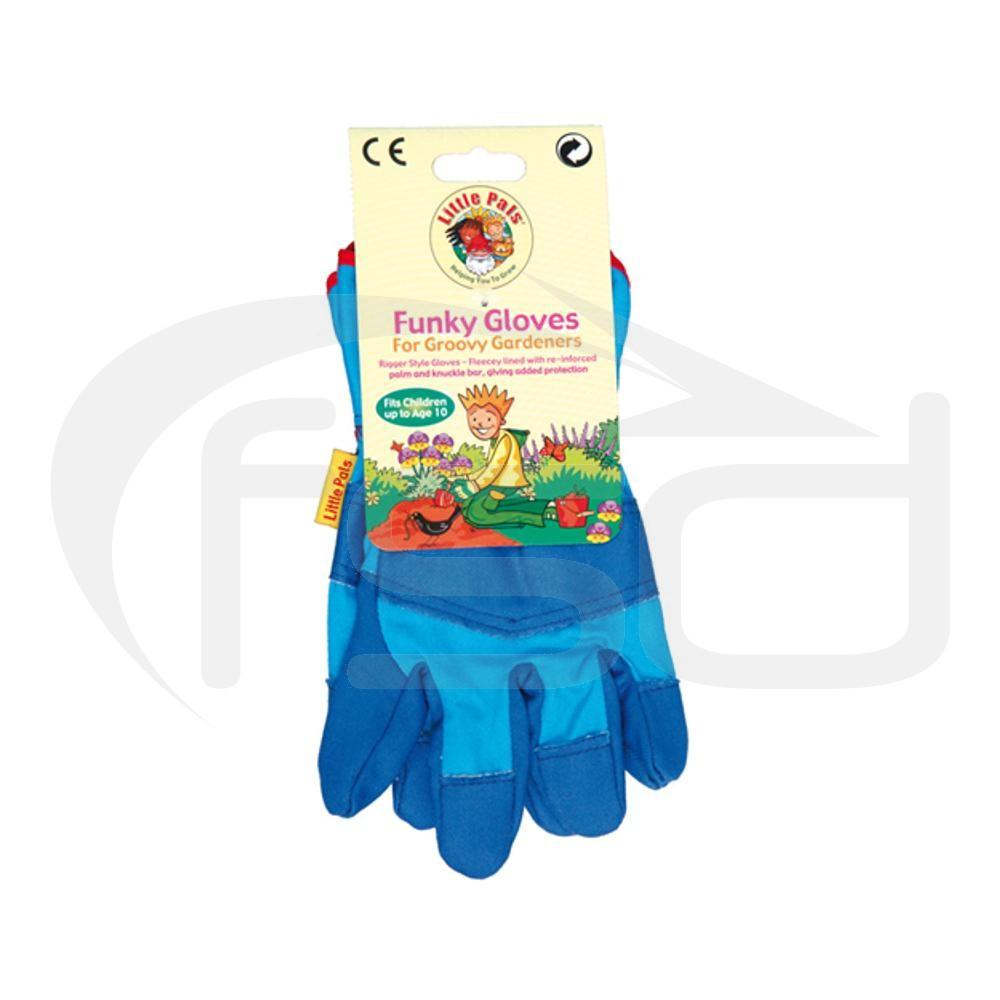 Rigger Gloves (Blue)