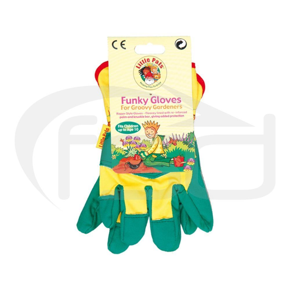 Rigger Gloves (Green)