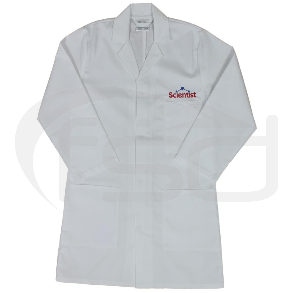"Kids ""Scientist"" Lab Coat"