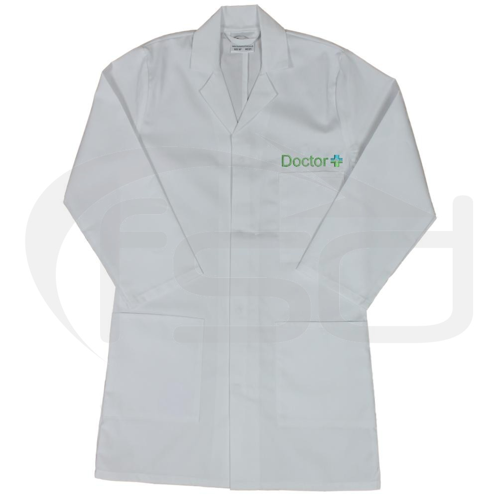 "Kids ""Doctor"" Lab Coat"