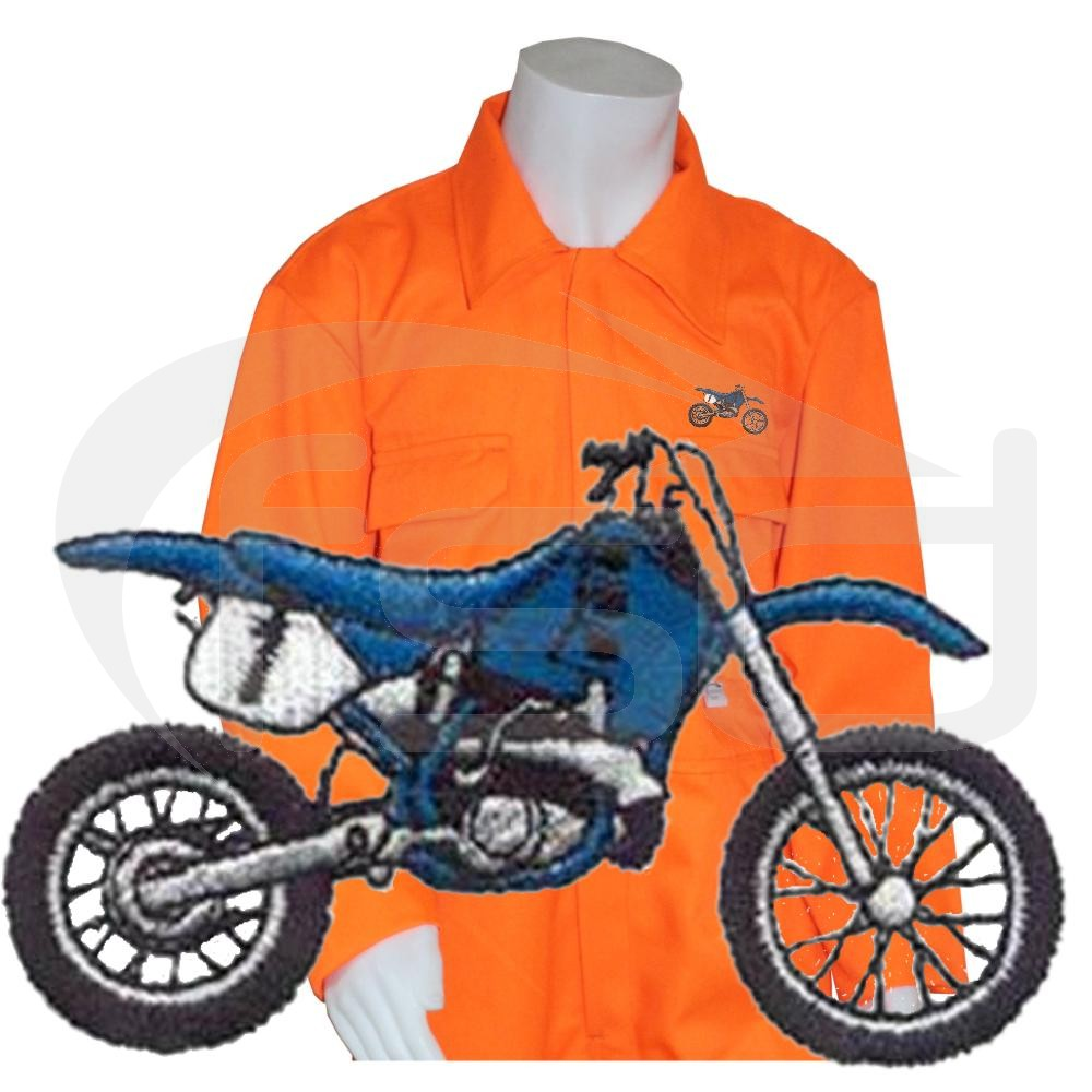 Kids Motocross (Dirt Bike) Coveralls
