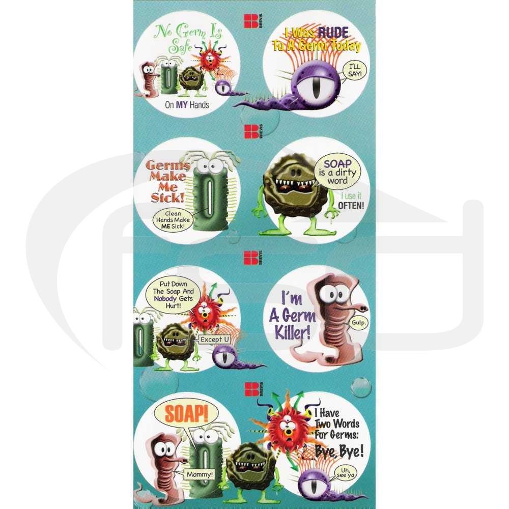Bug Sticker Sheet 2