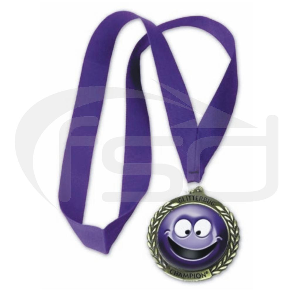 Glitterbug Medal