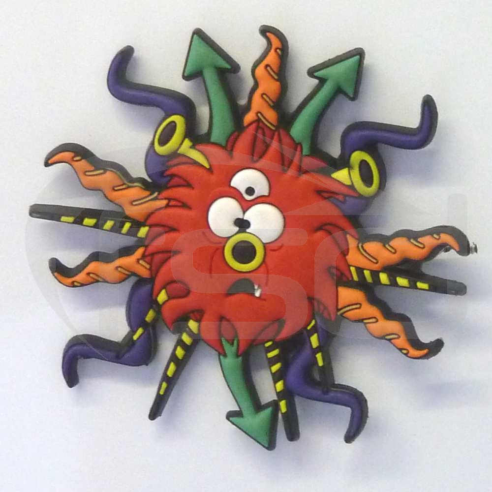 GM1 Germ Fridge Magnet