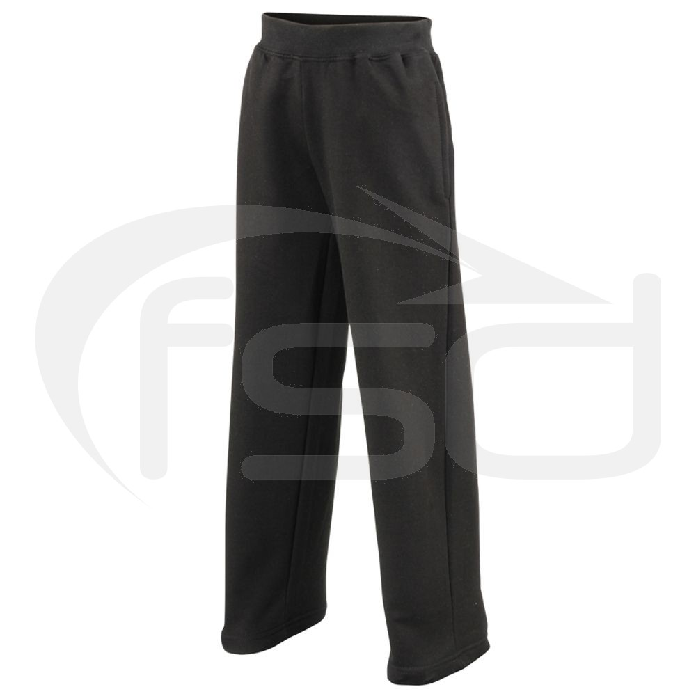 Kids Sweatpants in Black