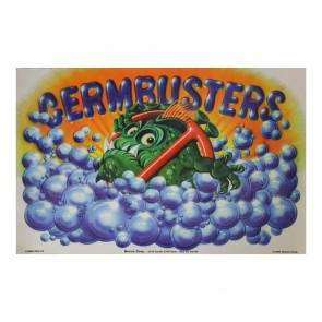 Germbuster Poster (430x280mm)