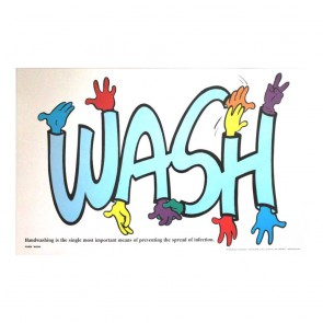Wash Poster (430x280mm)