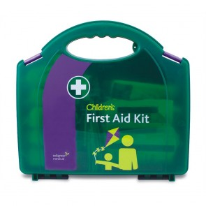 Childrens First Aid Kit in Hard Case