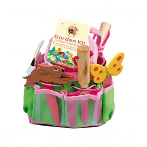 Junior Gardening Kit (Pink)