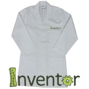 "Kids ""Inventor"" Lab Coat"