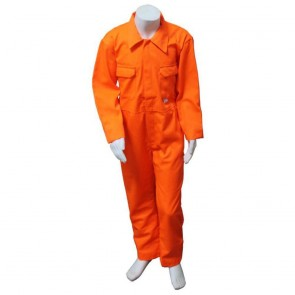 Kids Coveralls (Orange)