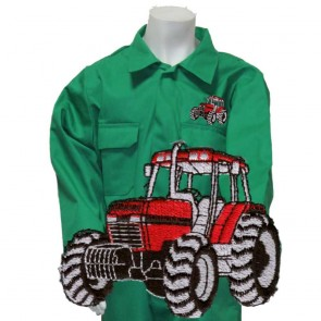 Kids Tractor Coveralls