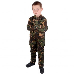 Kids Coveralls (Camouflage)