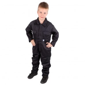 Kids Coveralls (Navy)
