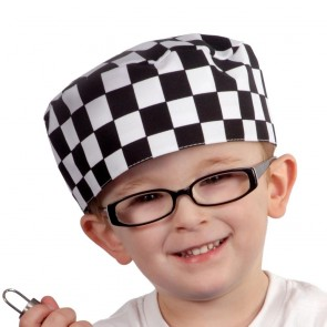 Kids Chef's Skull Caps
