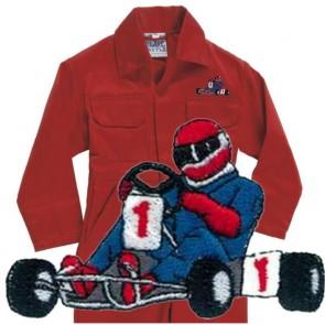 Kids Karting Coveralls
