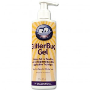 GlitterBug® GEL for Hand-Sanitiser Application Training