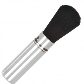 Retractable Brush for Dusting GlitterBug Powder