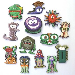 Germ Fridge Magnets